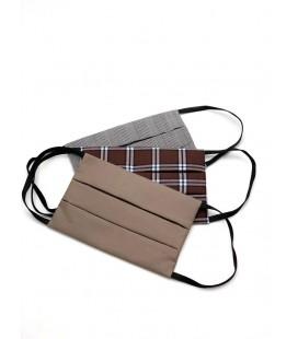Mascherine riutilizzabili con pacco Filtri - Combo 44