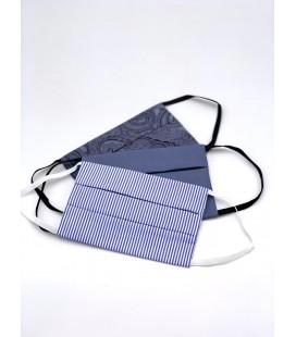 Mascherine riutilizzabili con pacco Filtri - Combo 50