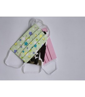Kids Reusable Mask with Filter pack - Combo 61