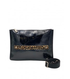 Panettone Clutch - Leopardo