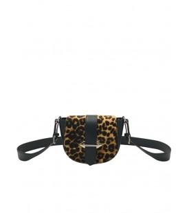 Pecorino Crossbody - Leopard