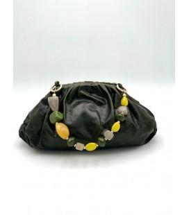 Elettra Boule - Stone lime handle