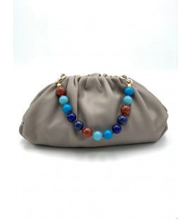 Elettra Boule - multi blue handle