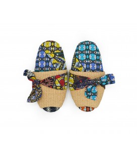 Slippers - African Hues