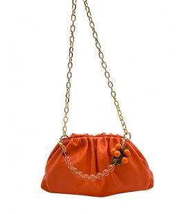 Elettra Boule - orange handle