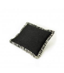 Cushion Straw-Zebra