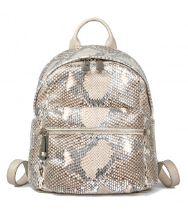 Lisa metal piton backpack
