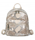 Lisa metal piton backpack