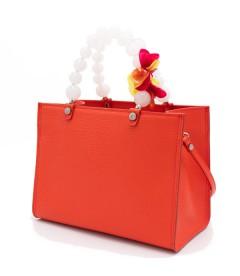 4f3238368a Web Exclusive Shopping medium flower orange Roberta Gandolfi