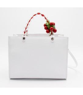Shopping medium cherry