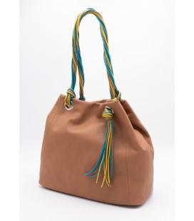 Linosa Shopping turquoise combo