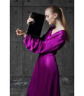 Sacher specchio clutch - multicolor sleeve