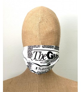 Reusable Mask with Filter pack - Combo 43