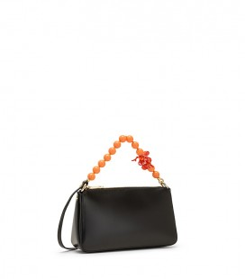 Ko Samui clutch - Coral handle